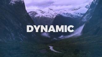 Dynamic Stomp Intro: Premiere Pro Templates