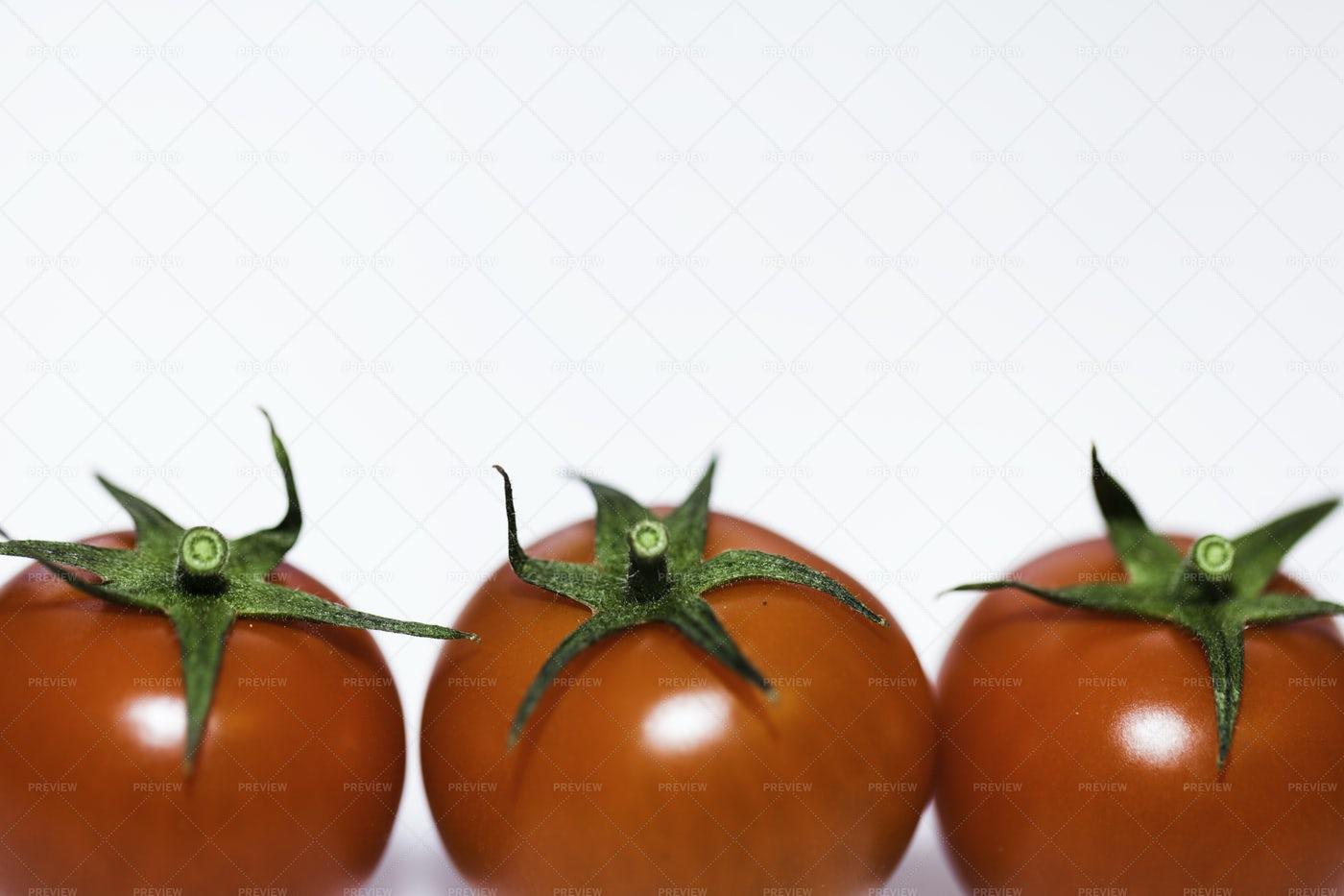 Three Chili Tomatoes: Stock Photos