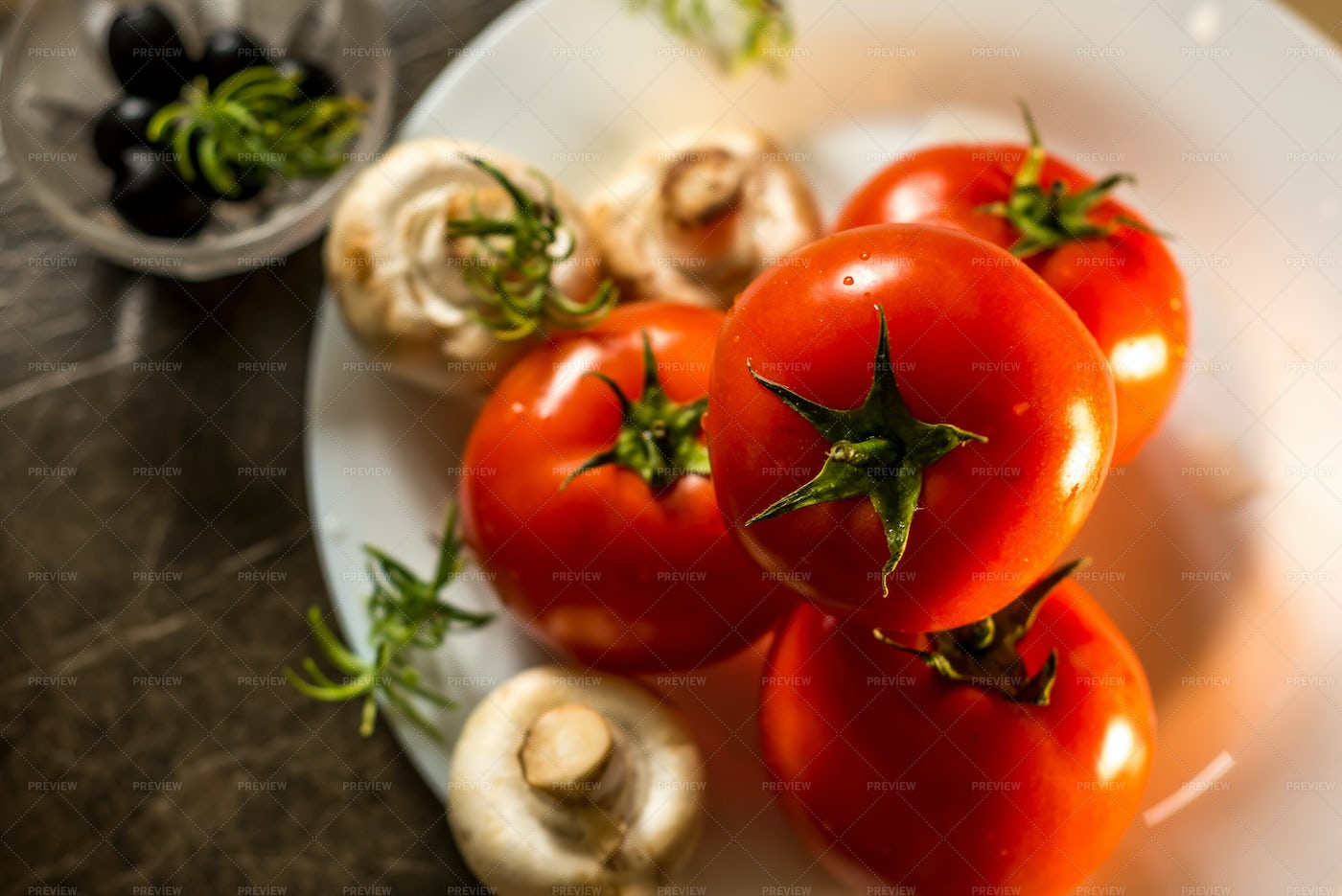 Vegetables For Cooking: Stock Photos