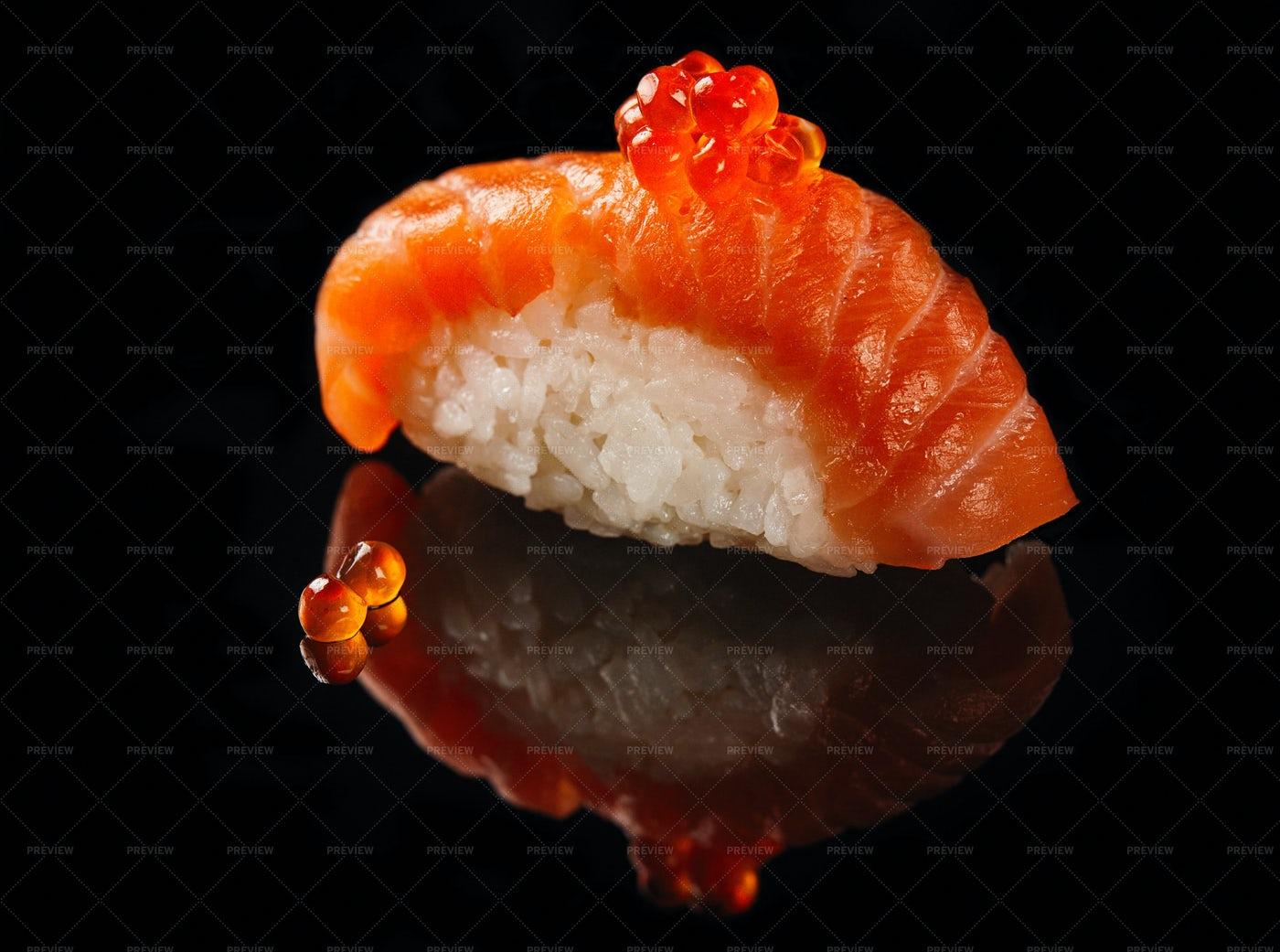 Prepared Sushi: Stock Photos