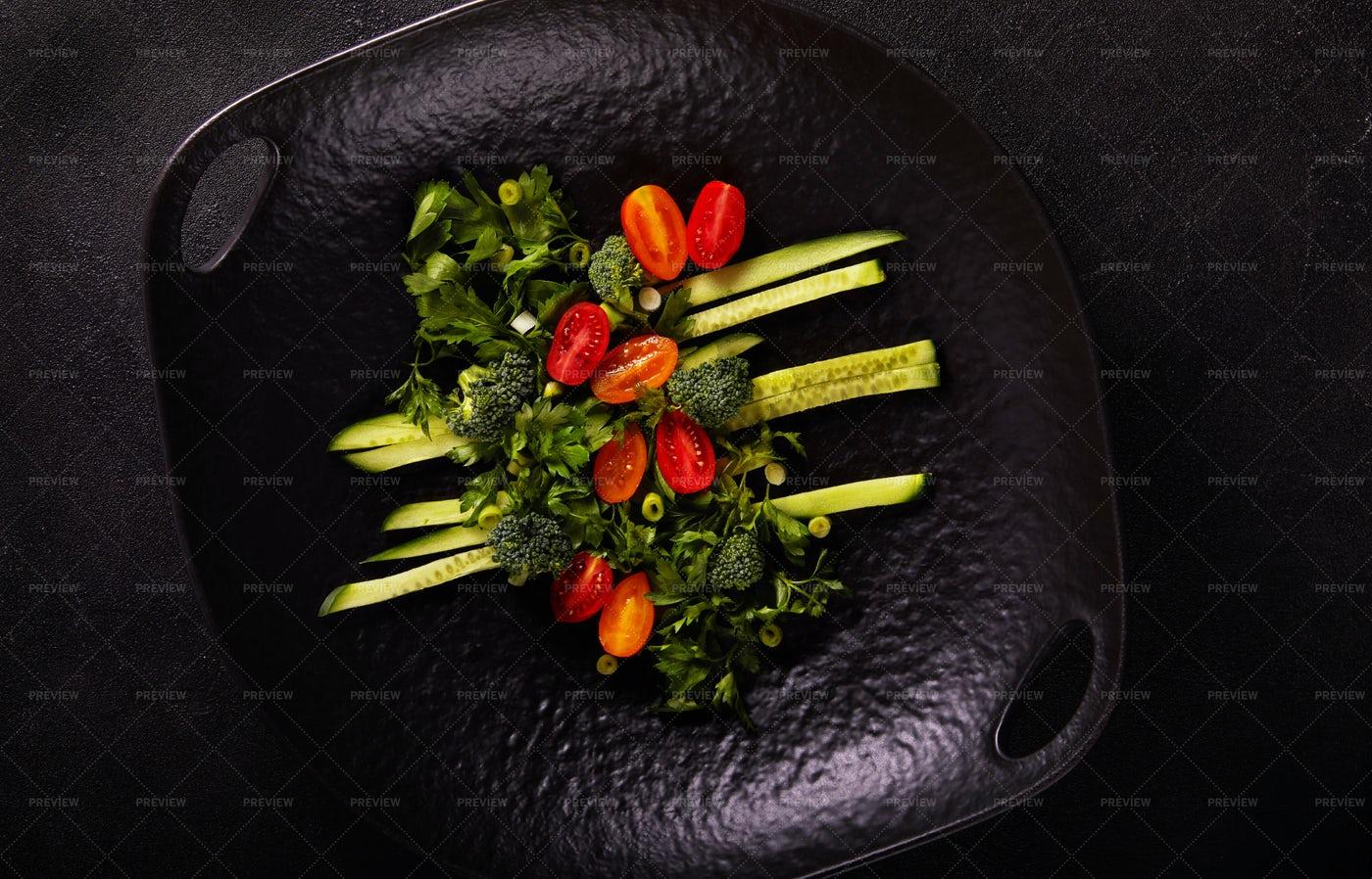 Cucumber Salad: Stock Photos