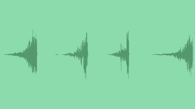 Futuristic 02: Sound Effects