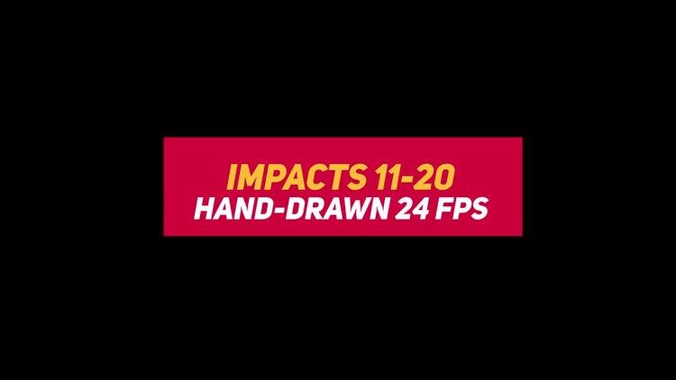 Liquid Elements Impacts 11-20: Motion Graphics