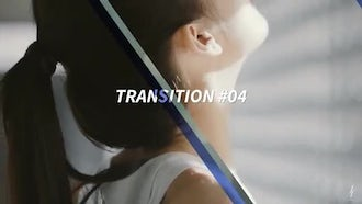 Diagonal Transitions: Premiere Pro Templates