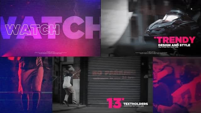 Sport Promo : Premiere Pro Templates