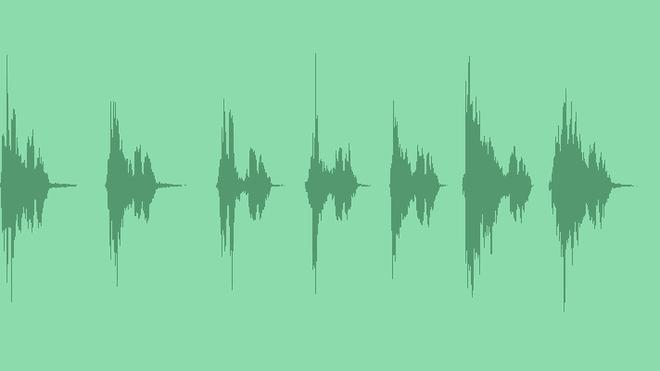 Ding Swish Shine: Sound Effects