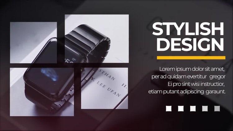 Collage Clean Corporate Promo: Premiere Pro Templates