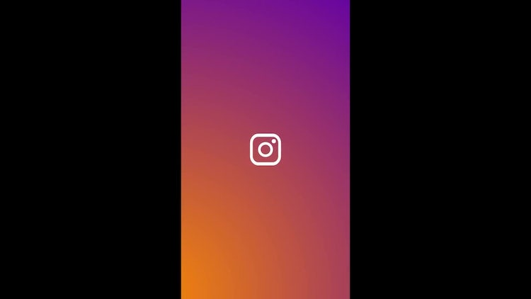Vertical Instagram: After Effects Templates