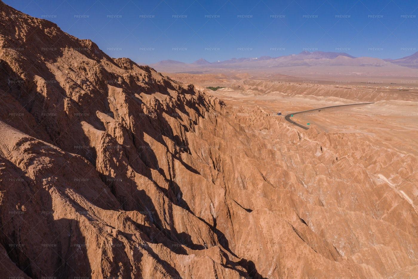 Death Valley.: Stock Photos