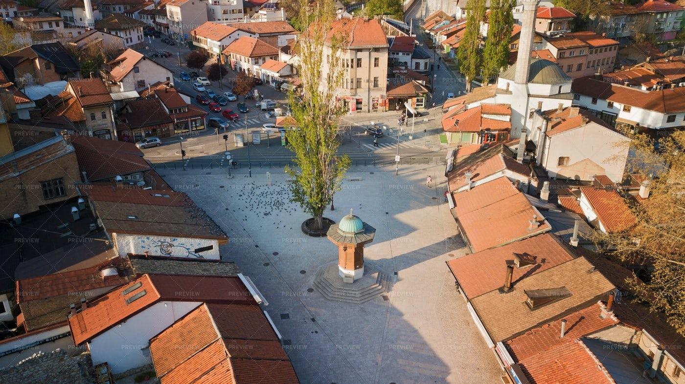 Sebilj, Sarajevo Old Town: Stock Photos