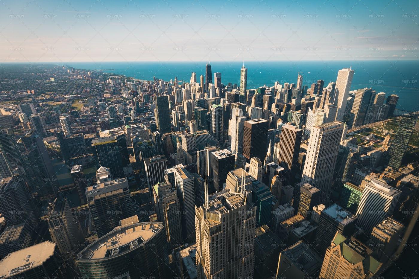 Chicago Cityscape: Stock Photos