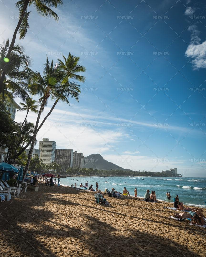 Waikiki Beach: Stock Photos