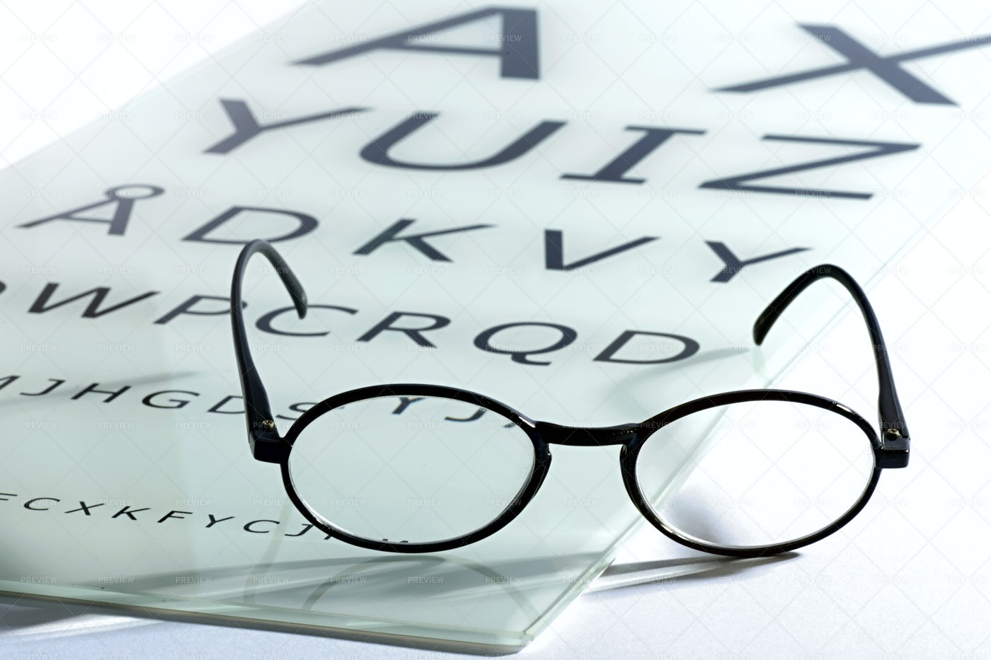 Concept Of Vision And Eyesight: Stock Photos