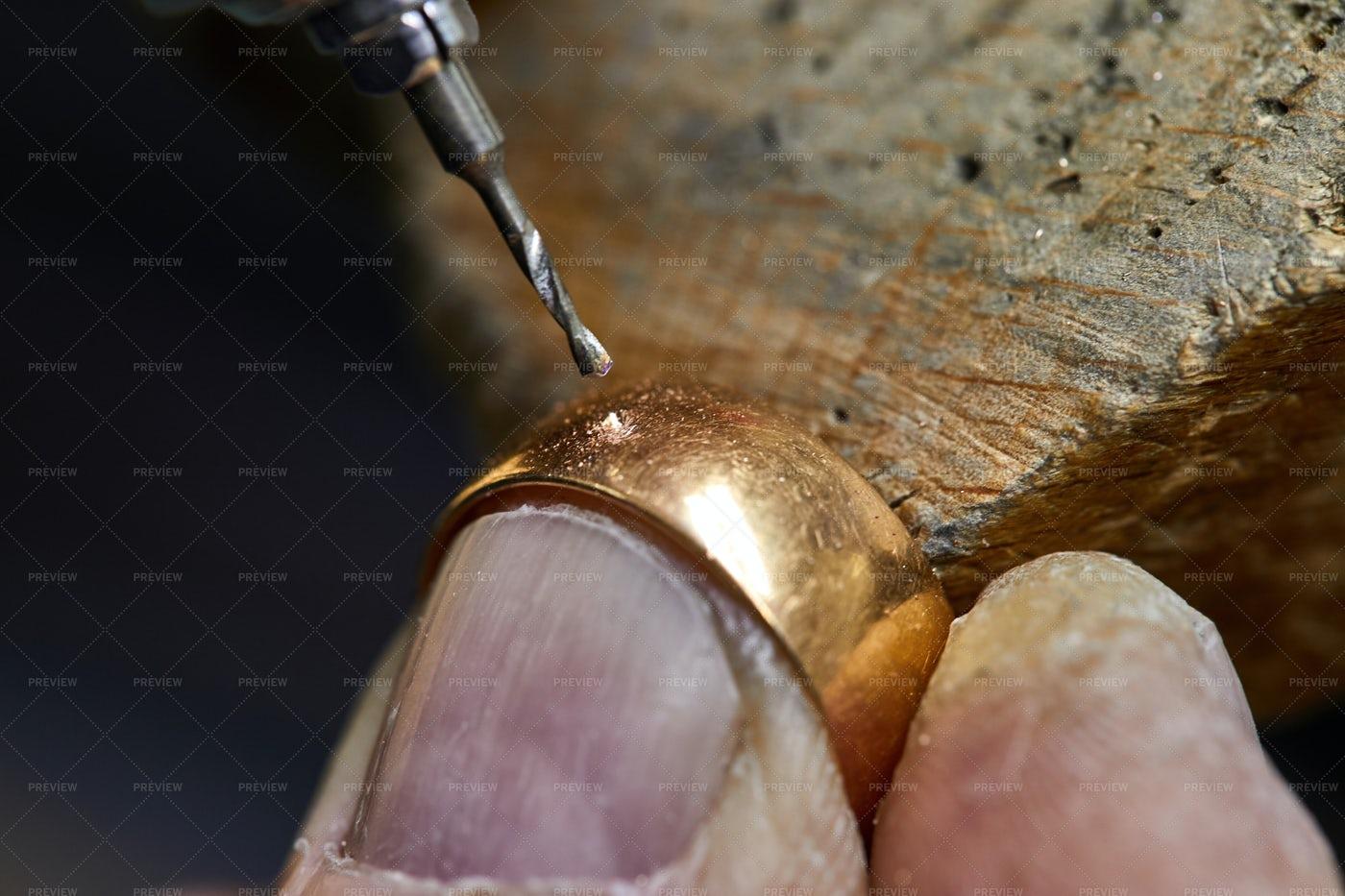 Jewelry Production: Stock Photos