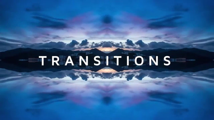 Kaleidoscope Transitions And Dynamic Opener: Premiere Pro Templates