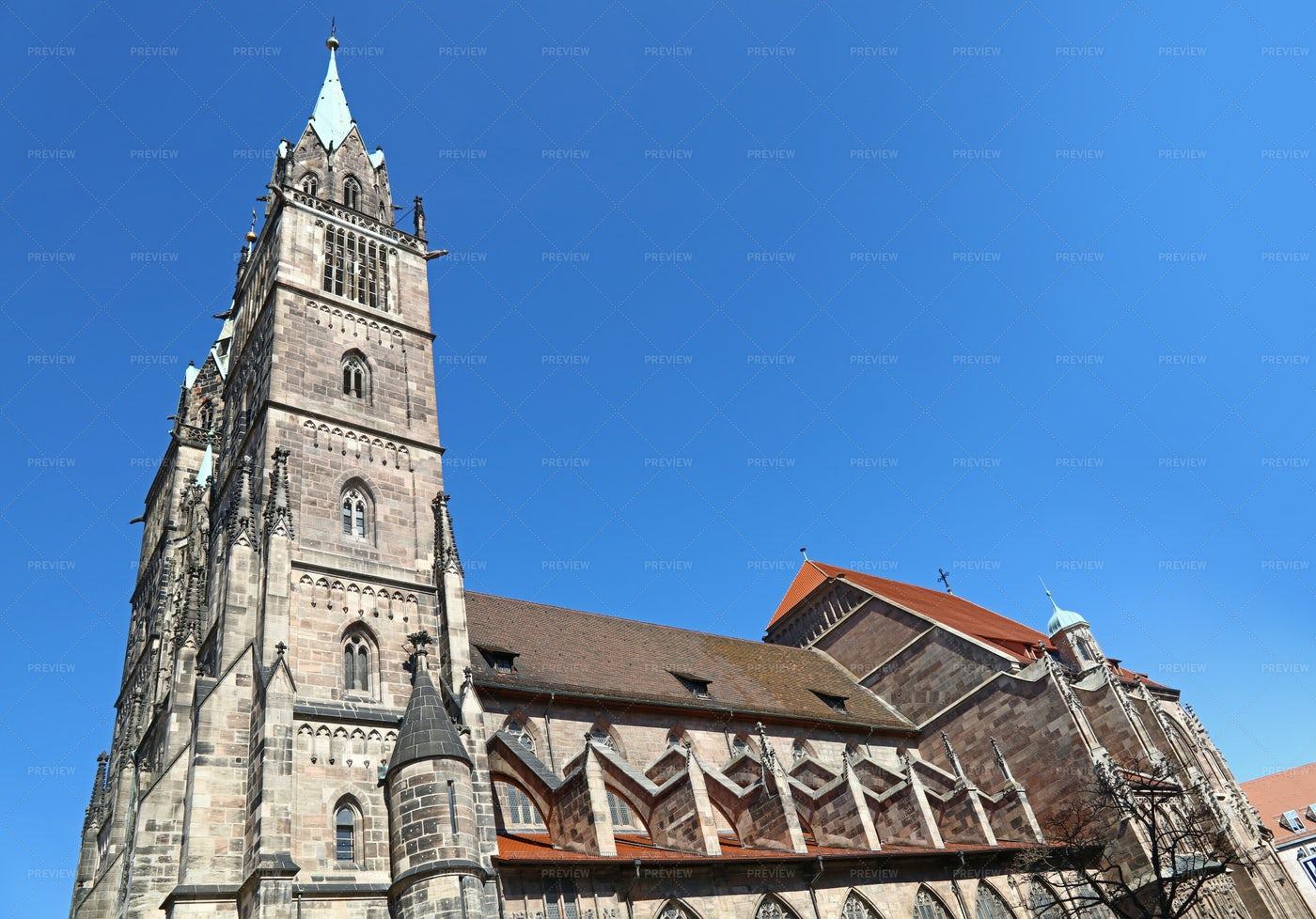 Saint Lawrence Cathedral: Stock Photos