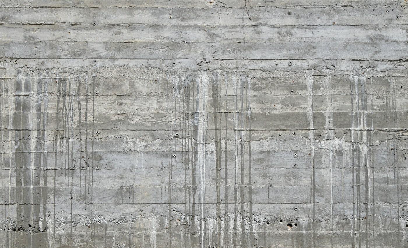 Uneven Concrete Surface: Stock Photos