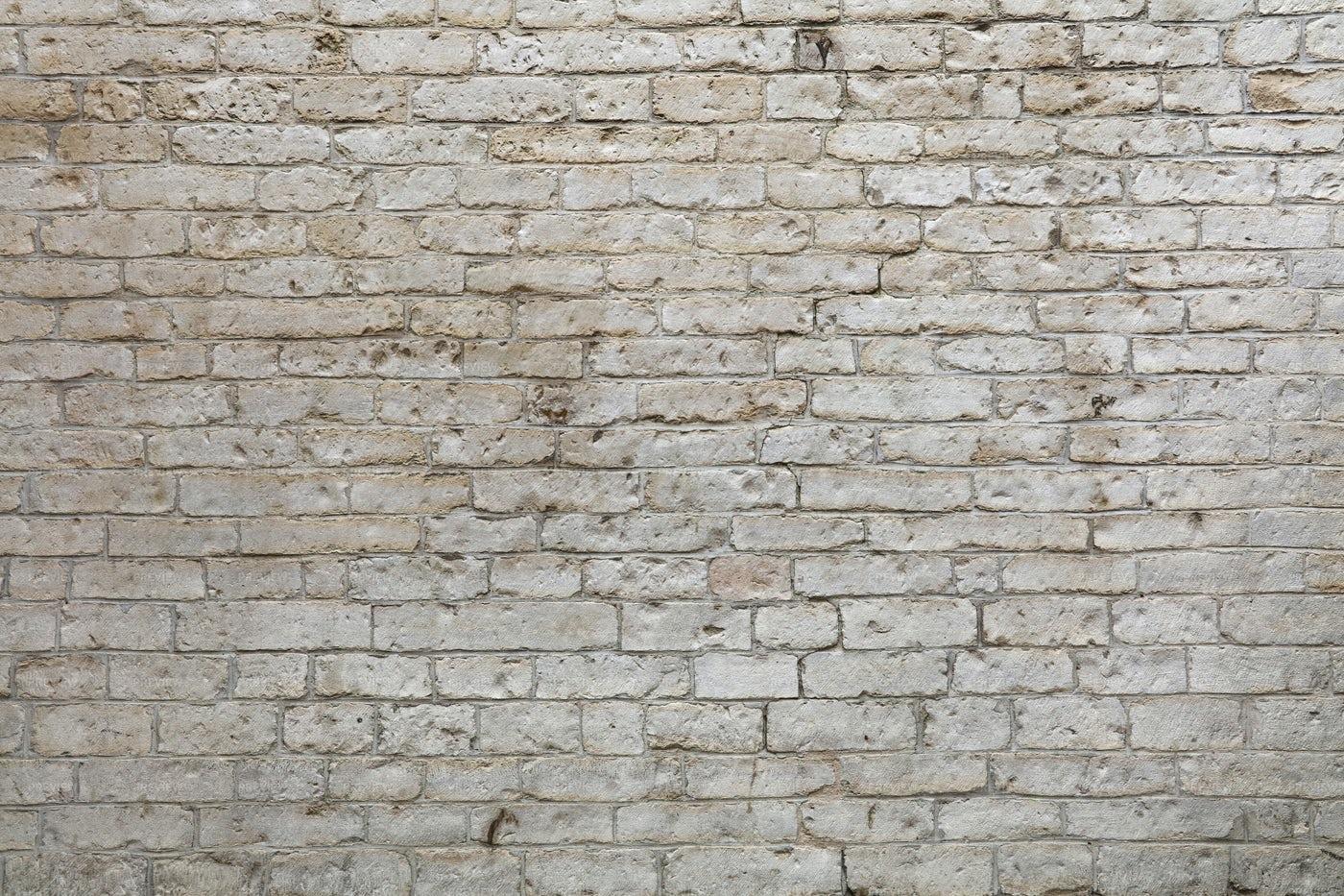 Wall Of White Stone: Stock Photos