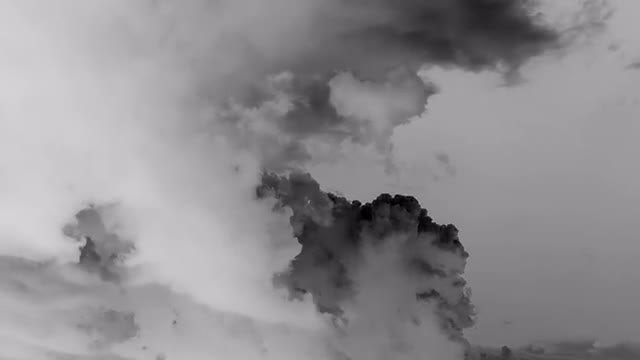 Clouds Smoke: Stock Video