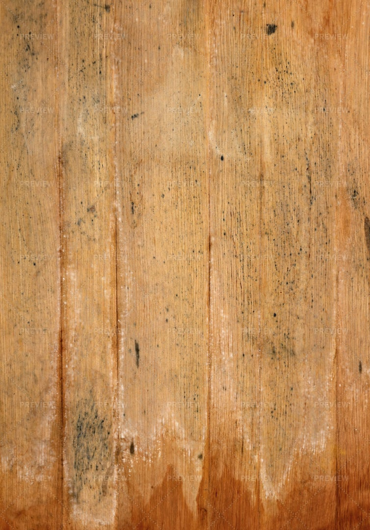 Aged Brown Wood Planks: Stock Photos