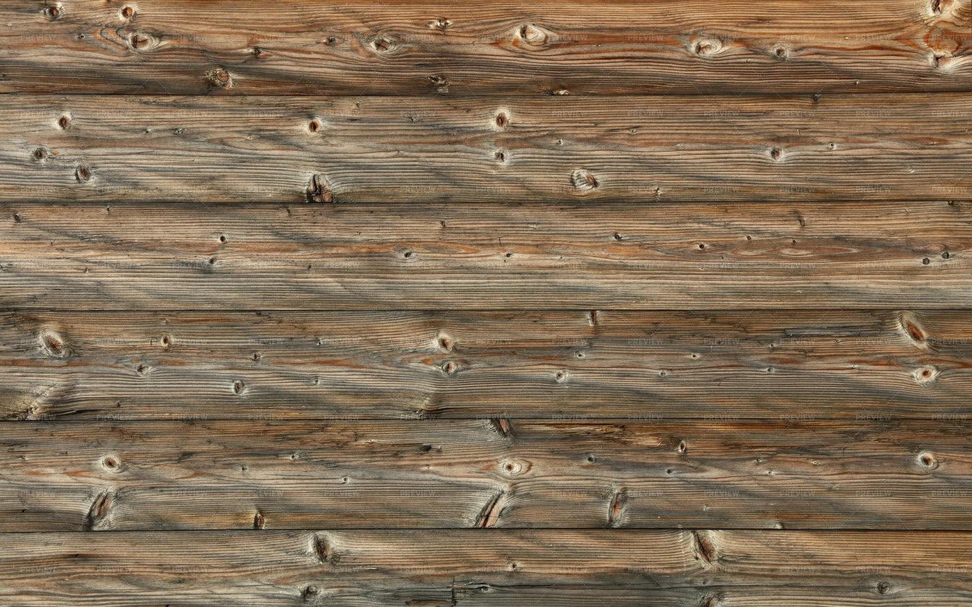 Uneven Wooden Planks: Stock Photos