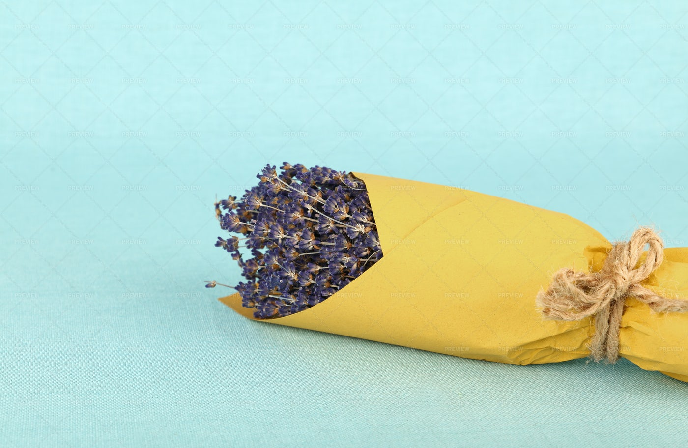 Lavender Bouquet: Stock Photos