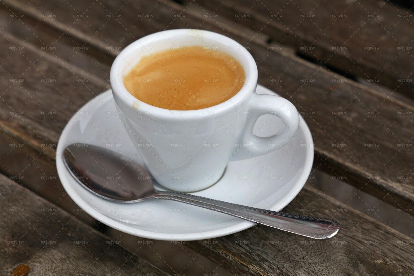 One Shot Espresso: Stock Photos