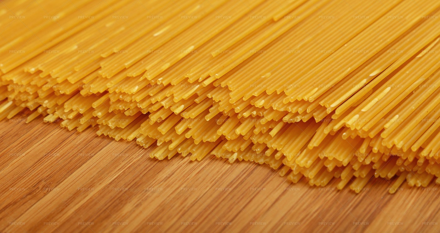 Spaghetti Pasta Background: Stock Photos