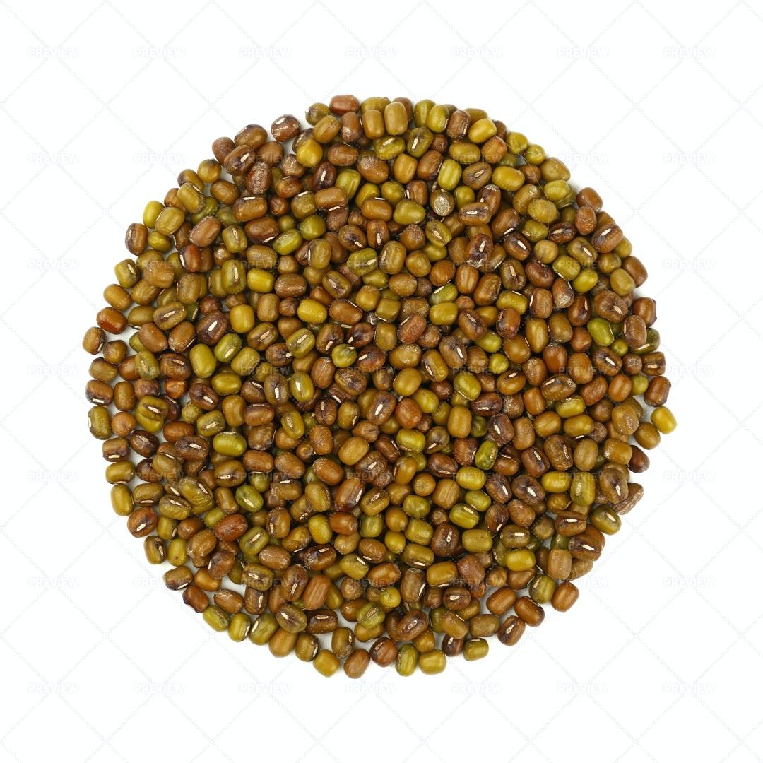 Green Mung Beans: Stock Photos