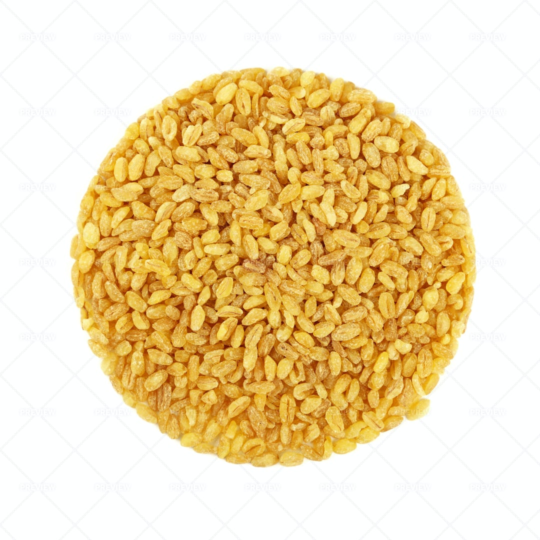 Bulgur Big Grains: Stock Photos