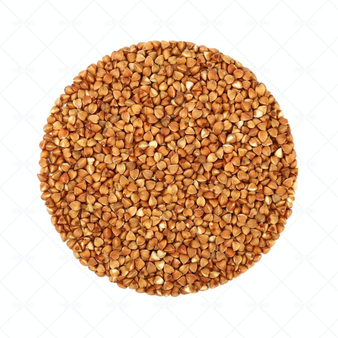 Dried Buckwheat: Stock Photos