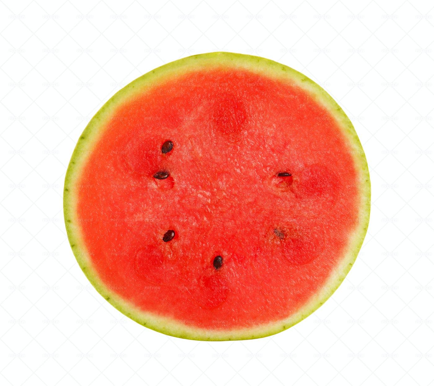 Half Watermelon: Stock Photos