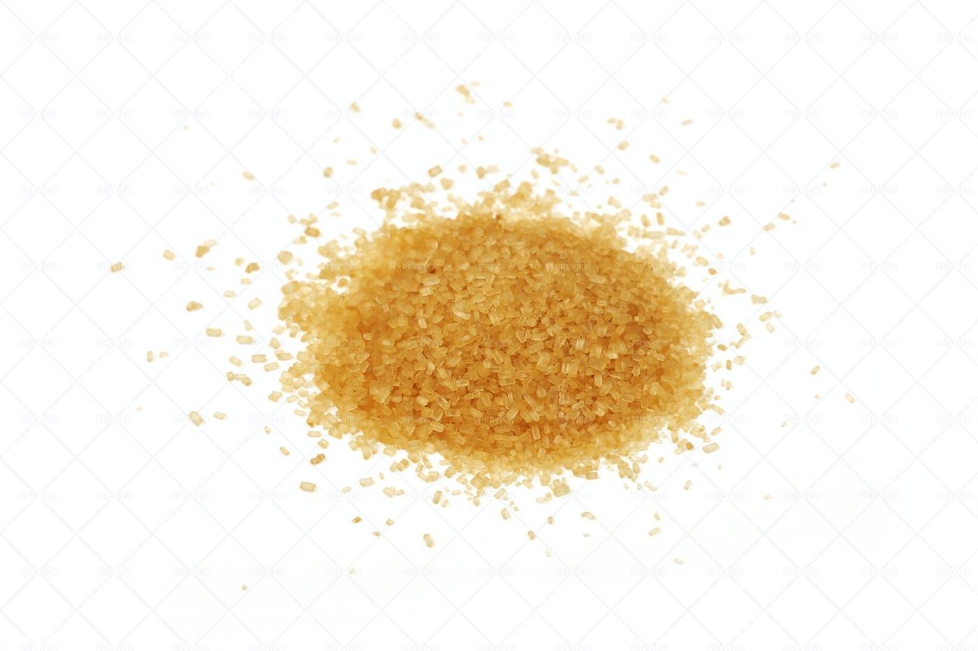 Pinch Of Brown Sugar: Stock Photos