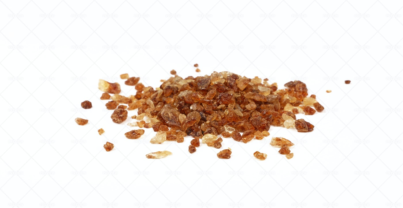 Brown Caramel Sugar: Stock Photos