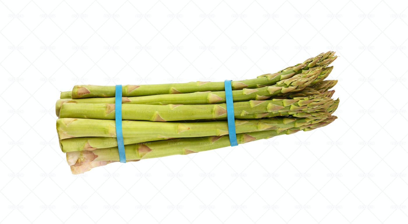 Bunch Of Asparagus: Stock Photos