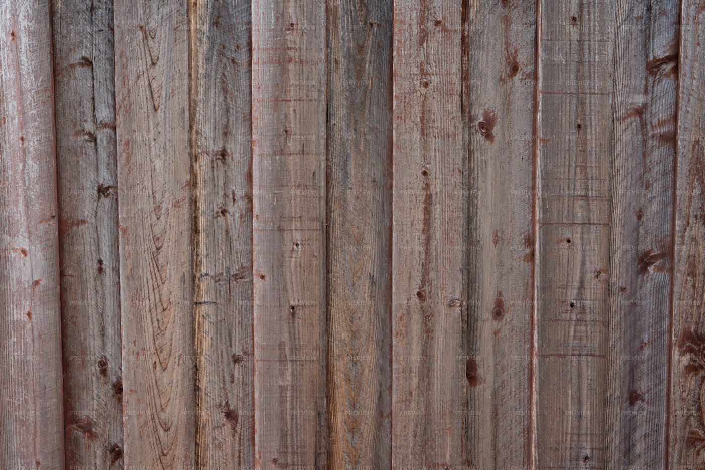 Rustic Wooden Fence: Stock Photos