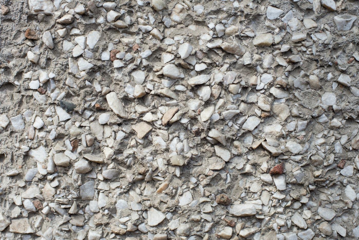 Small Stones Texture: Stock Photos