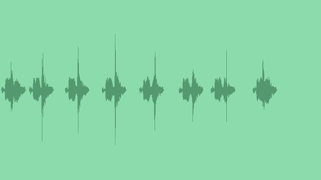 Menu Select: Sound Effects
