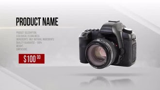 Product Promo 4K: After Effects Templates