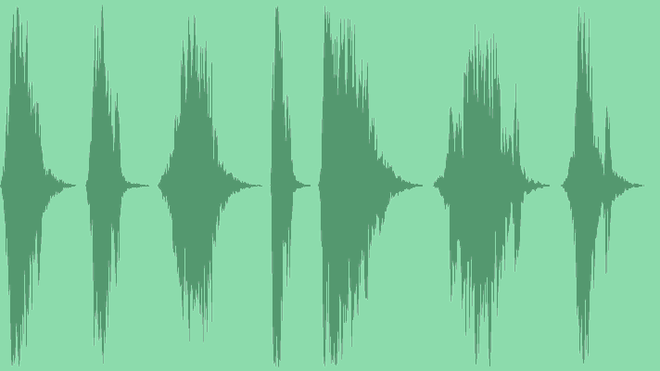 Deep Atmospheric Transitions: Sound Effects