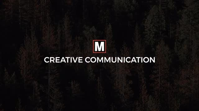 Minimal Titles & Lower Thirds: After Effects Templates