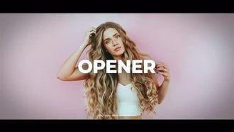 Urban Fast Dynamic Slideshow Opener: After Effects Templates