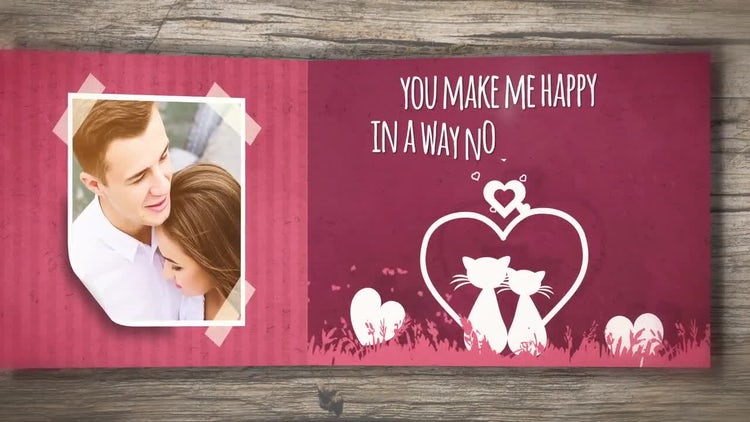 Valentine Carousel: After Effects Templates