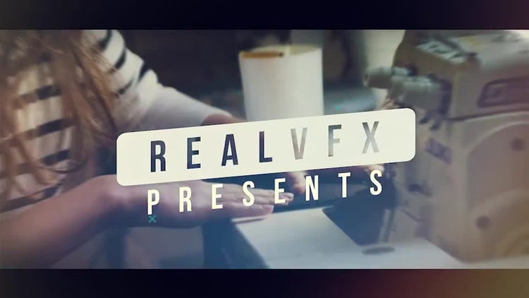 Dynamic Hiphop Opener: After Effects Templates