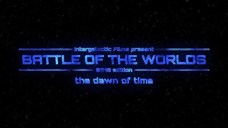 Intergalactic Titles: Motion Graphics Templates