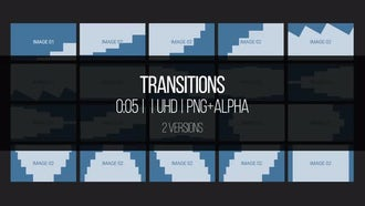 Transitions: Motion Graphics