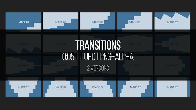 Transitions: Stock Motion Graphics