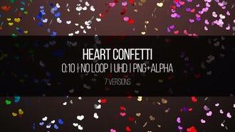 Confetti: Motion Graphics