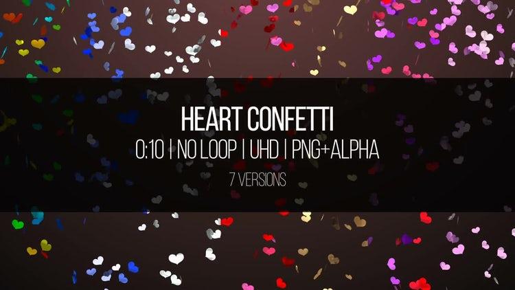 Confetti: Stock Motion Graphics