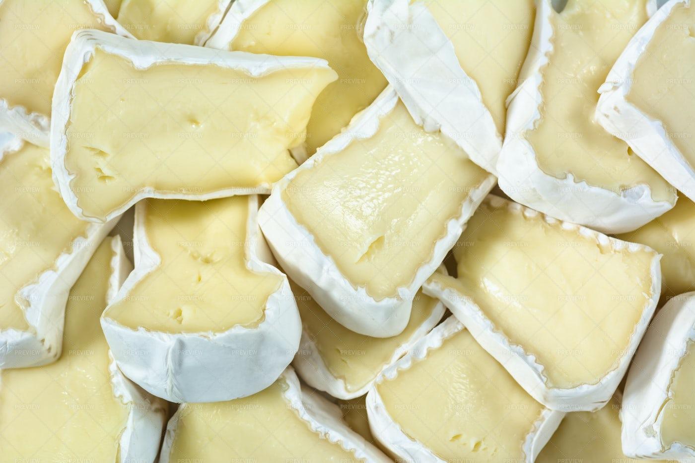 Background Camembert: Stock Photos